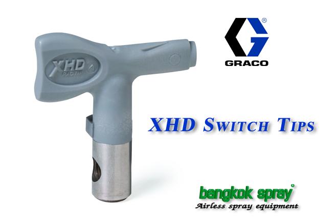Graco XHD RAC SwitchTips