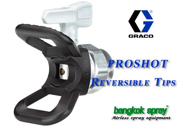 Graco PROSHOT Reversible Tips