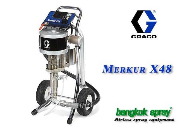 Graco Merkur X48